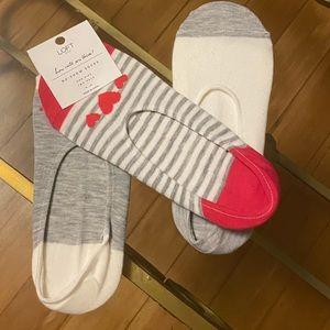 LOFT no show socks